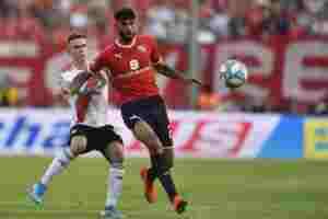 Alexander Barboza hizo un análisis sobre sus actuaciones en Independiente.