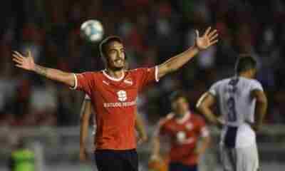 Nicolás Figal en Independiente