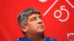 """Pablo Moyano: """"Estamos tratando de cerrar en estos días al técnico y al manager"""""""
