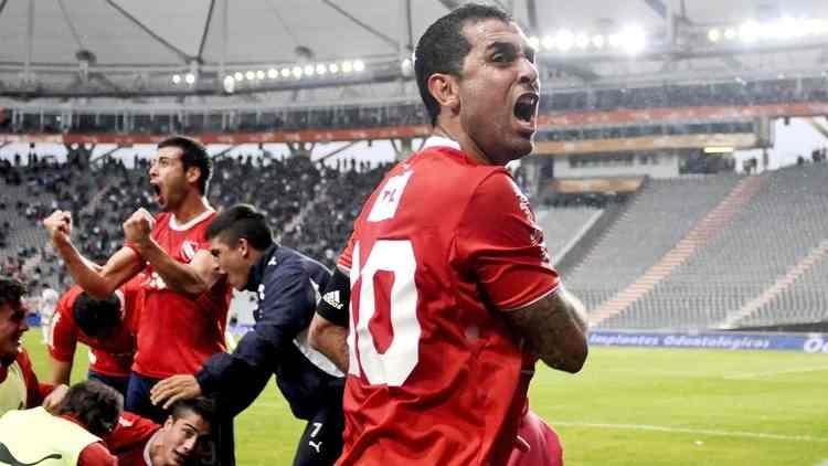 El Rolfi Montenegro recordó el año mas duro del la historia del club