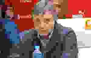 """Héctor """"Yoyo"""" Maldonado representó al oficialismo de Independiente."""