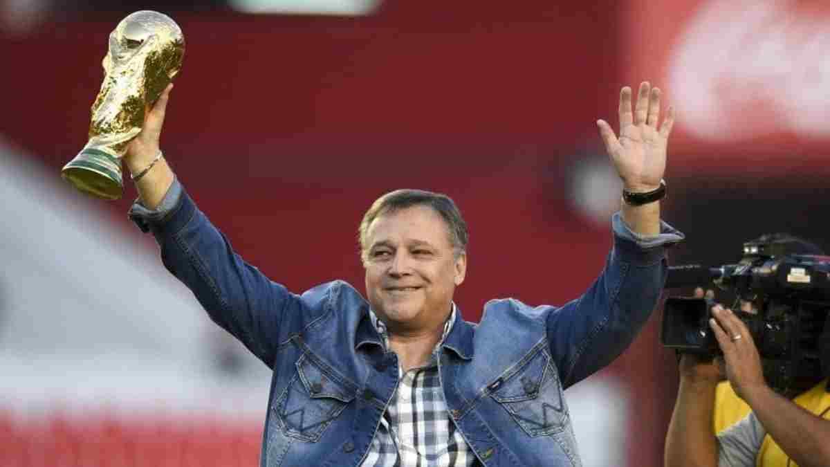 Bertoni habló de cómo juega este Independiente