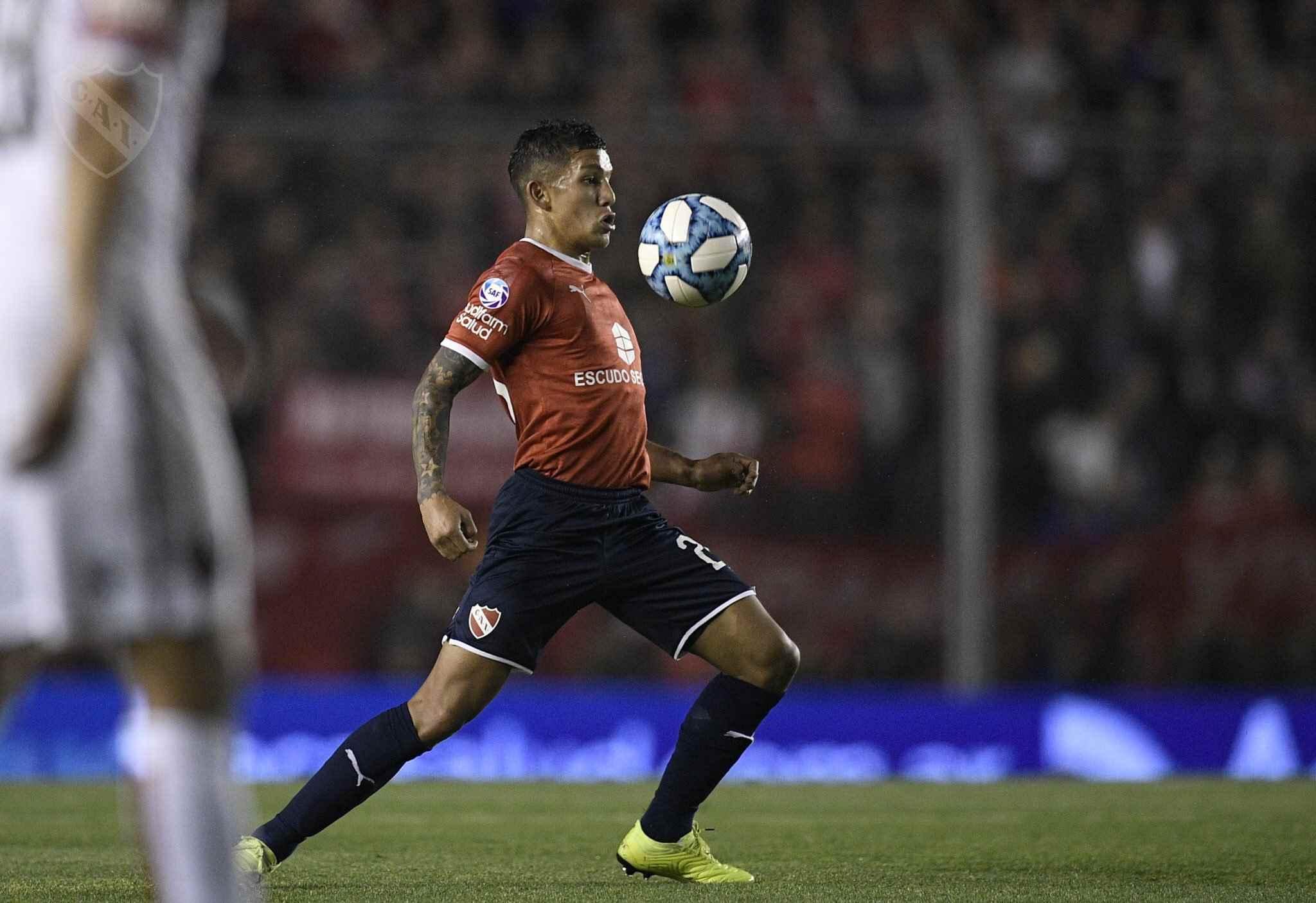 Oferta formal de Cruzeiro por Lucas Romero - Todas las noticias de  Independiente | Soy Del Rojo