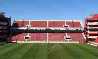 Continúan las obras en el Libertadores de América