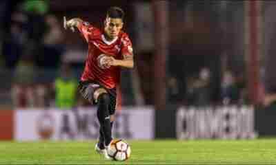 Maxi Meza opinó sobre el presente de Independiente
