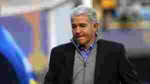 Jorge Burruchaga y las negociaciones en Independiente