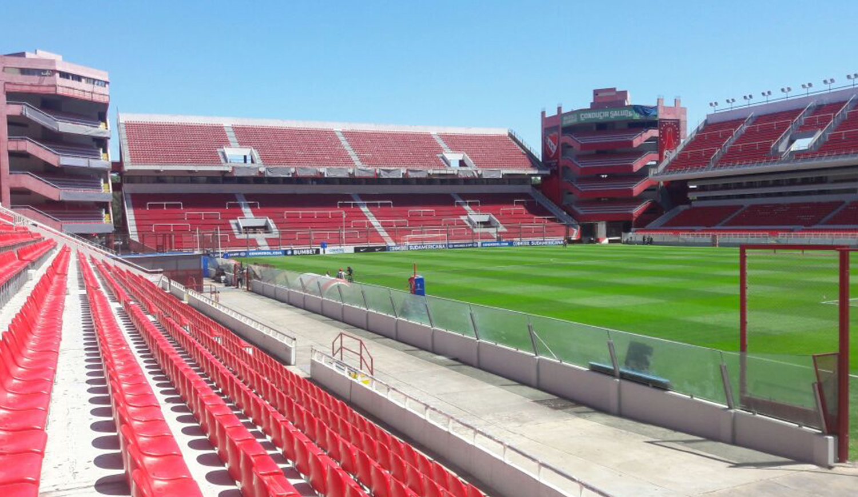 Vuelta a los entrenamientos: el Libertadores espera