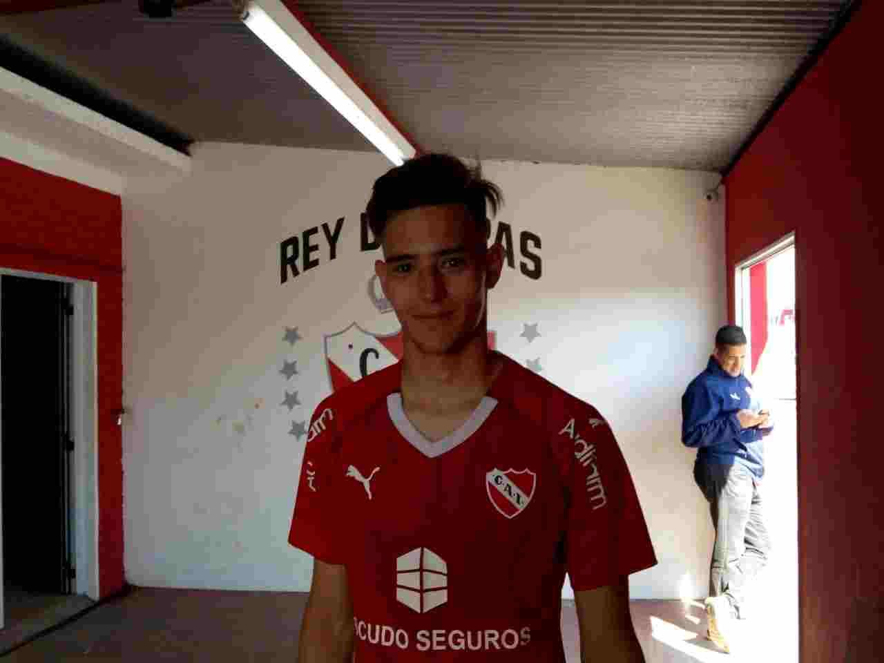 Chila Márquez, presente y futuro de Independiente.