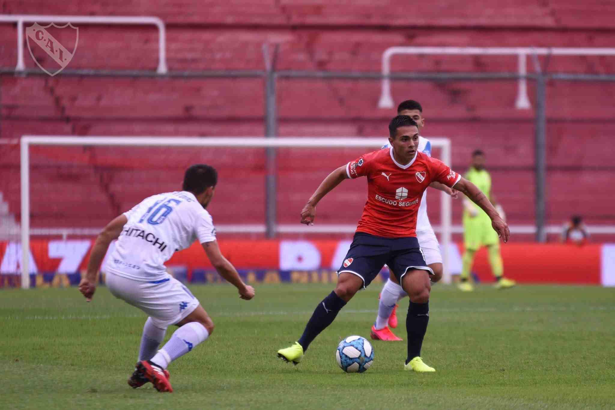 Lucas González Independiente