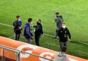 """Ariel Holan le ganó a Coudet y se reencuentra con un gran amor: """"El fútbol es así"""""""