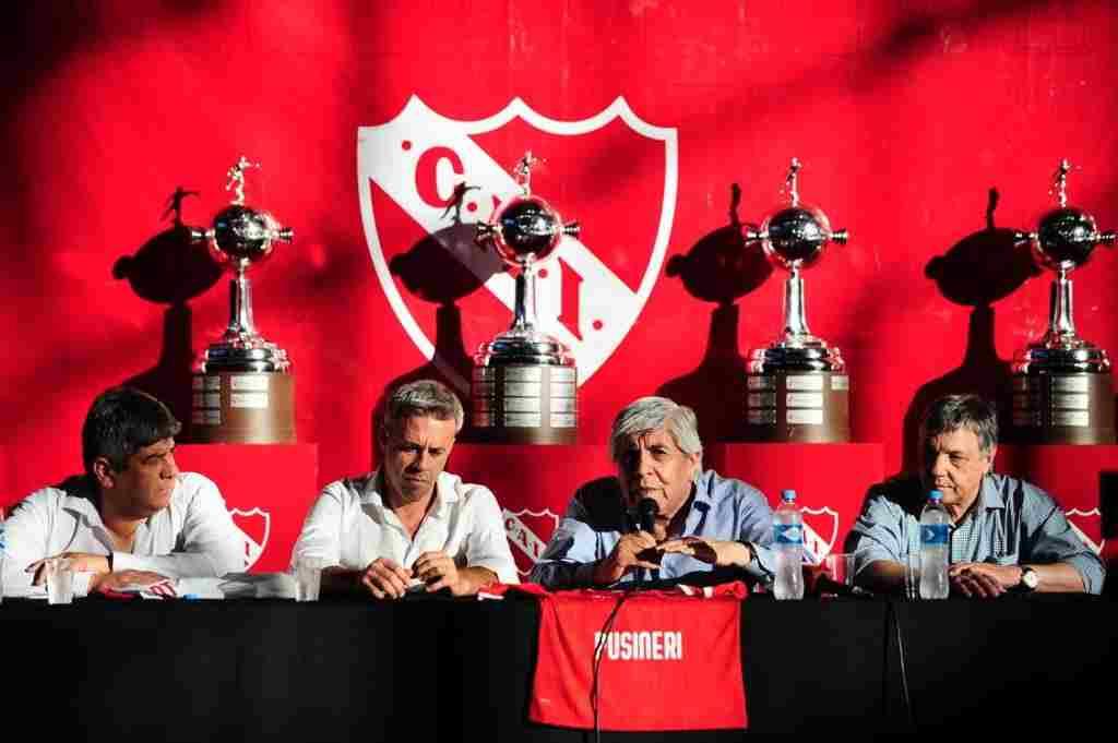 Independiente le responde la demanda a Martín Campaña