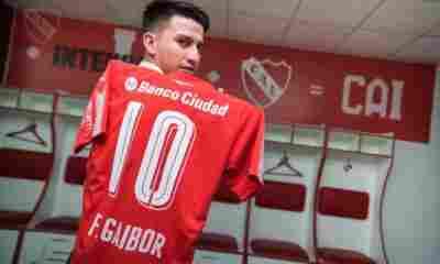 Fernando Gaibor y un nuevo conflicto con Independiente
