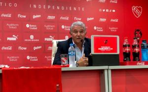 Jorge Burruchaga y el gran esfuerzo de Independiente
