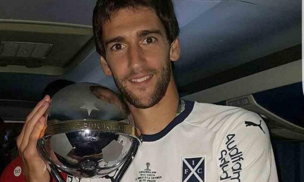 """Lucas Albertengo: """"Me voy muy contento de Independiente"""""""