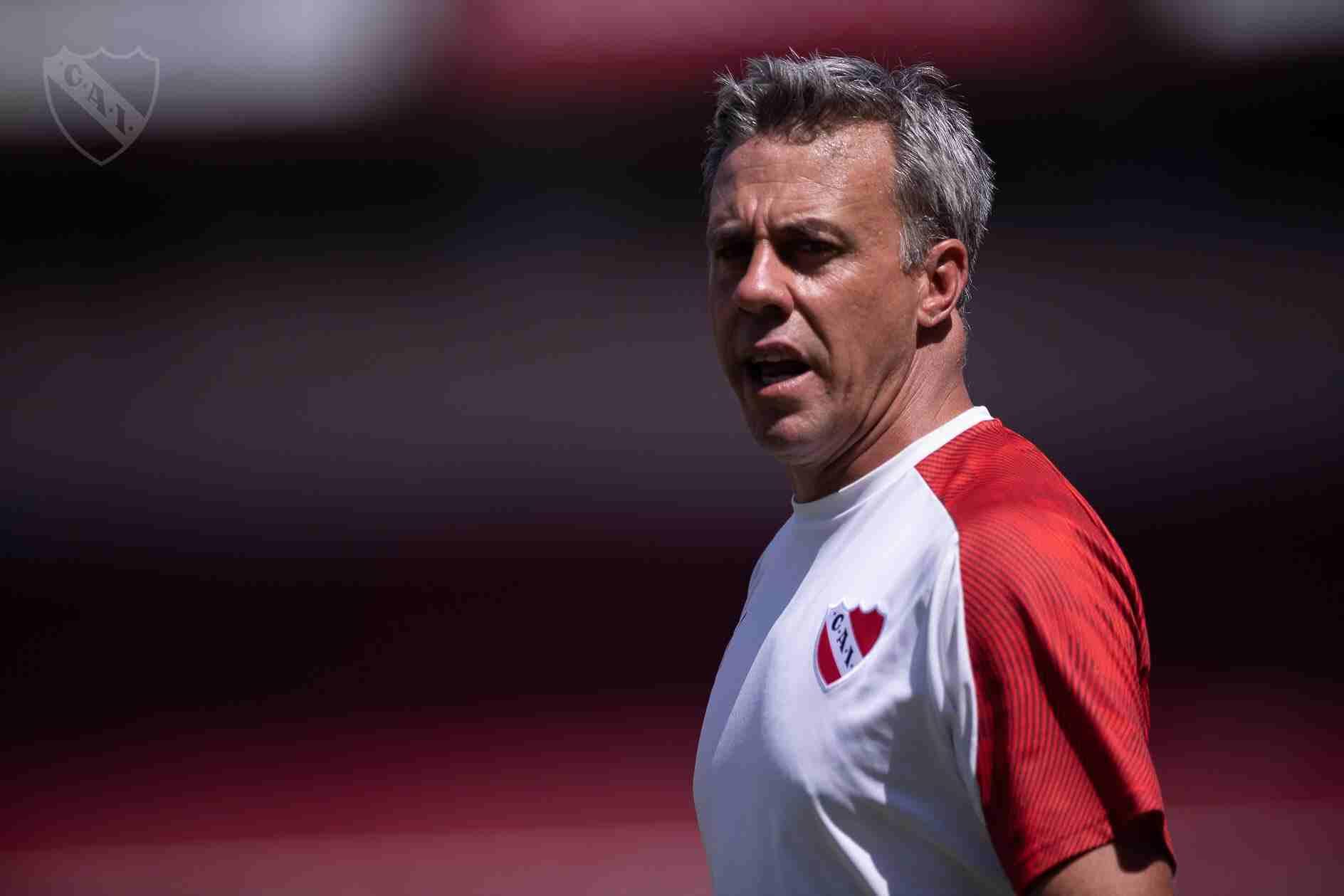 """Daniel Bertoni: """"Estoy contento por Lucas Pusineri, pero Independiente no me gustó para nada"""""""