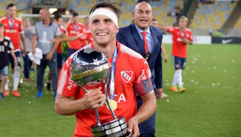 Independiente campeón con Nicolás Tagliafico líder