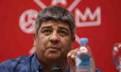 """Pablo Moyano: """"Hemos conformado un plantel bárbaro"""""""