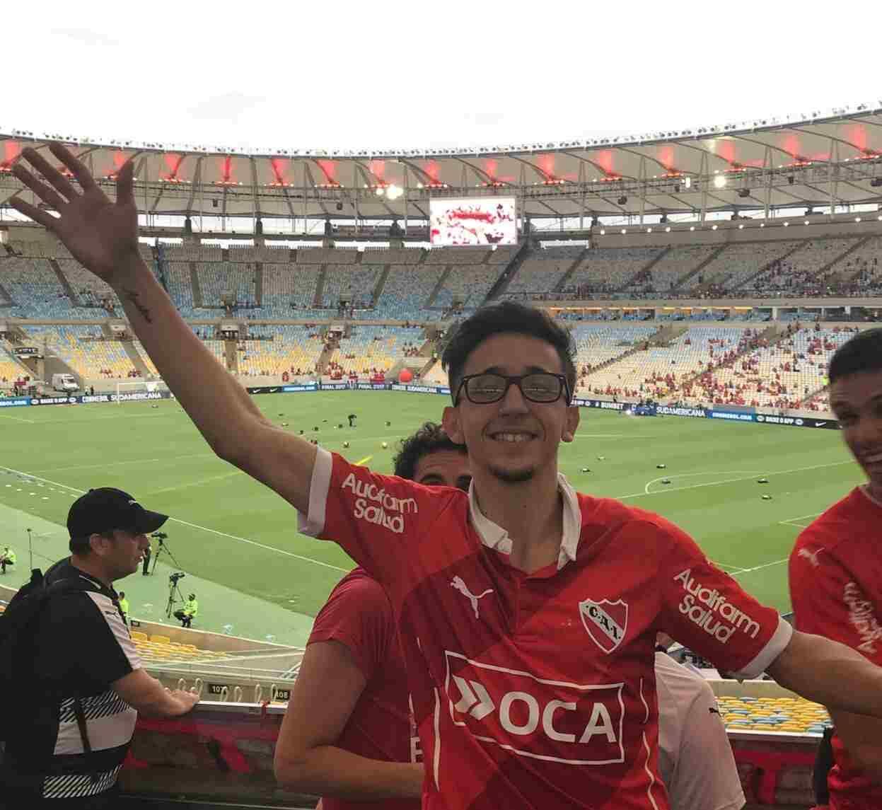"""Rodrigo Noya: """"Hice muchas cosas por Independiente"""""""