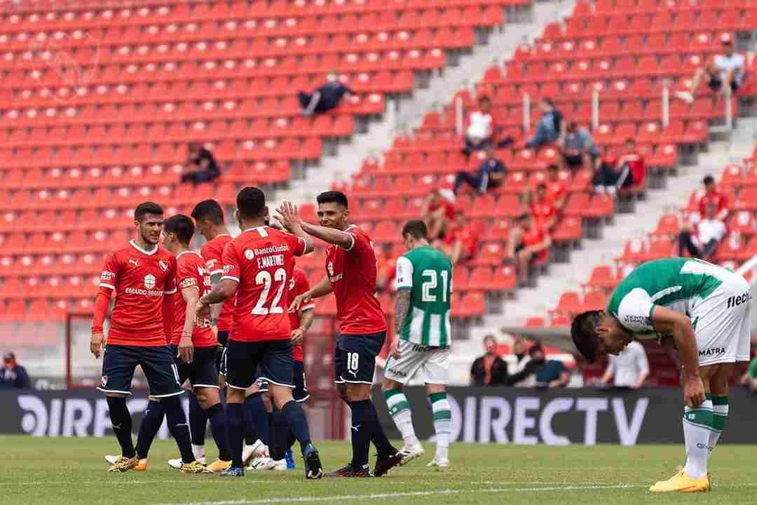 Independiente sufrió otra baja de cara al jueves