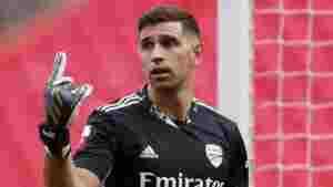 Dibu Martínez, de Independiente a la Selección Argentina.