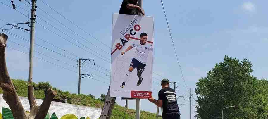 Esequiel Barco y su reconocimiento
