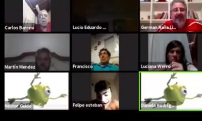 Un hacker irrumpió en la reunión de Agrupaciones Opositoras de Independiente