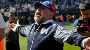 Así será el homenaje del fútbol argentino a Diego Maradona