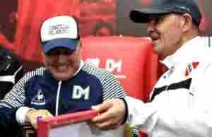 """Ricardo Bochini: """"A Maradona solo se le puede agradecer"""""""