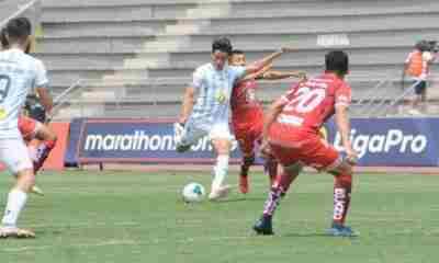 Fernando Gaibor marcó su primer gol en Guayaquil