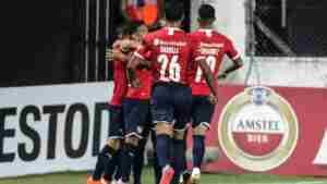 Dos jugadores de Independiente integran el equipo ideal de la semana de la Copa Sudamericana