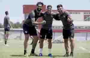 Alexander Barboza, Lucas Romero y Silvio Romero serán preservados por el entrenador de Independiente.