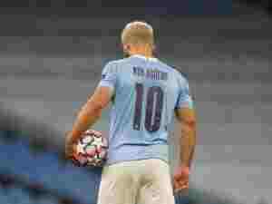 El Kun Agüero está viviendo sus últimos meses en Manchester City.