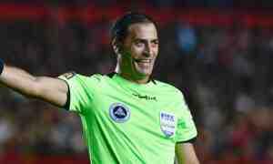 Se confirmó quién es el árbitro de Colón vs Independiente