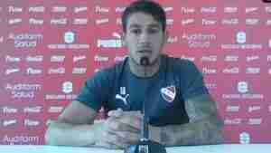 """Milton Álvarez: """"Yo me quedaría a vivir en Independiente"""""""