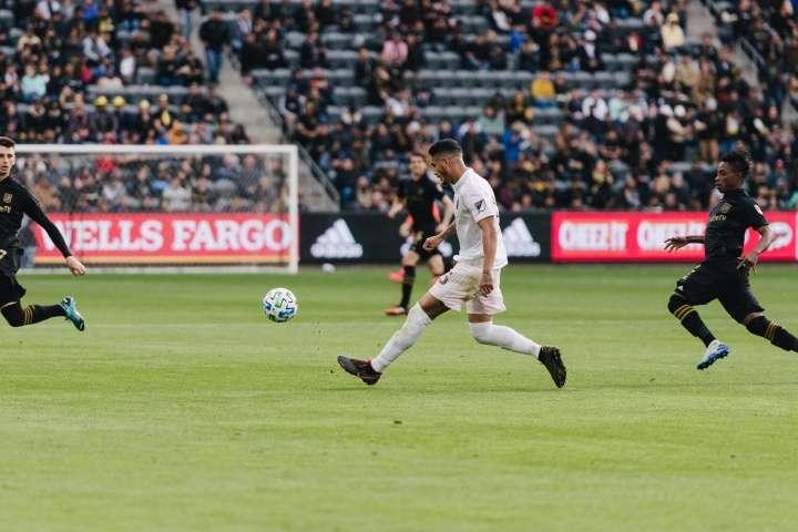 Ex Independiente | Malas noticias para Nicolás Figal en la MLS