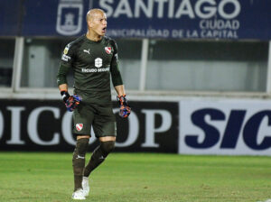 Lucas Pusineri se refirió a la situación de Sebastián Sosa.