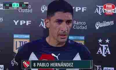 """Tucu Hernández: """"No queremos dejar de lado una competencia"""""""