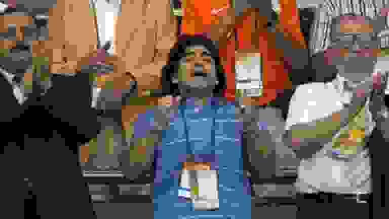 Noray Nakis habló de Maradona