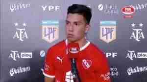"""Alan Velasco: """"Creemos en el proyecto de Pusineri"""""""
