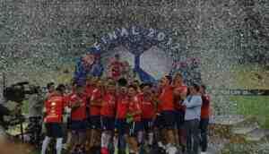 Bicampeón en el Maracaná: Copa Sudamericana 2017