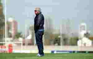 Jorge Burruchaga renunció a su cargo como mánager de Independiente