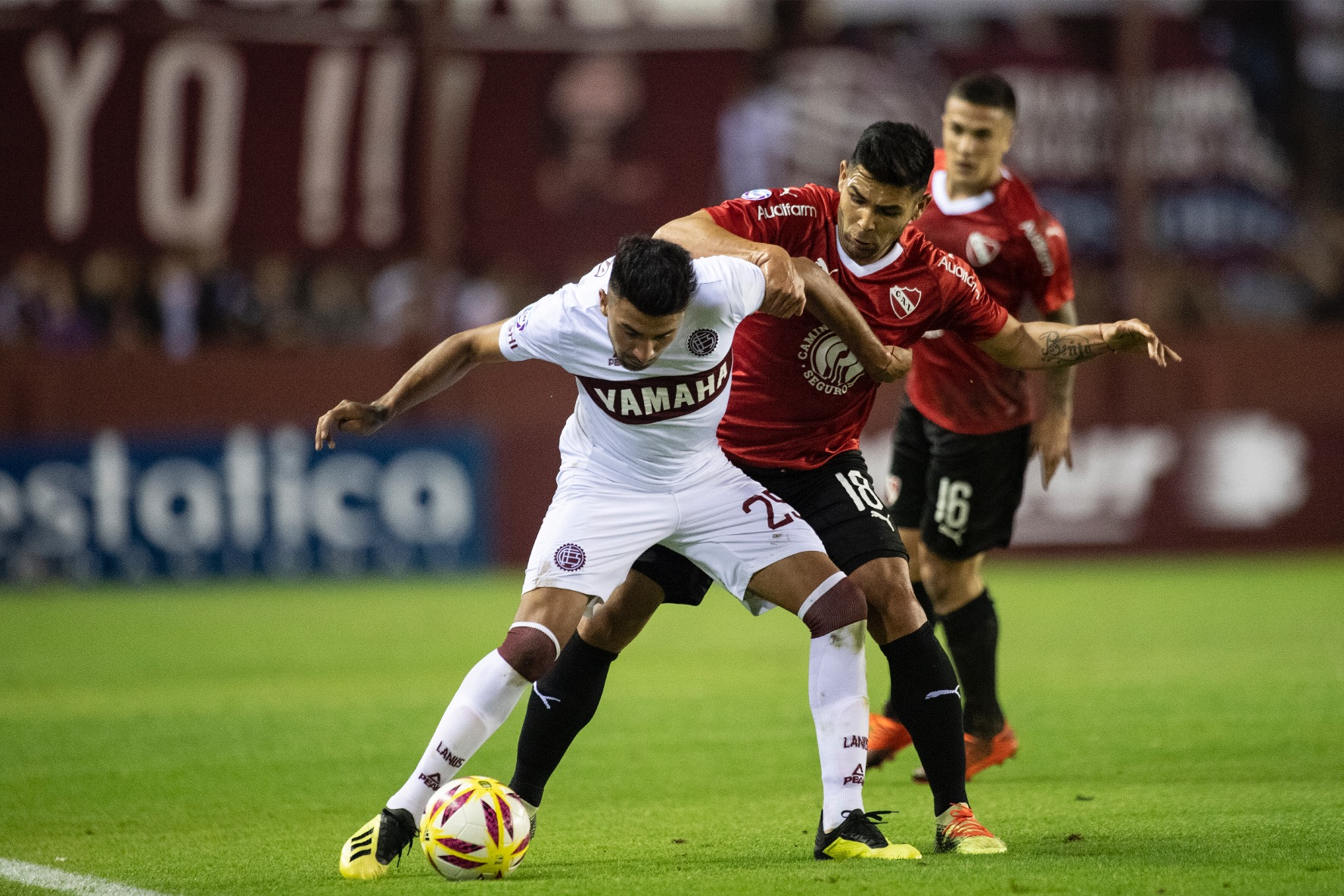 Cómo ver en vivo Lanús vs. Independiente