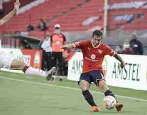 """Lucas Rodríguez: """"Estar en Independiente es una felicidad absoluta"""""""