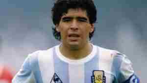 Diego Maradona tendrá su estatua en Lanús