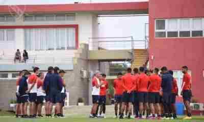 Todos los juveniles que debutaron en Independiente en 2020