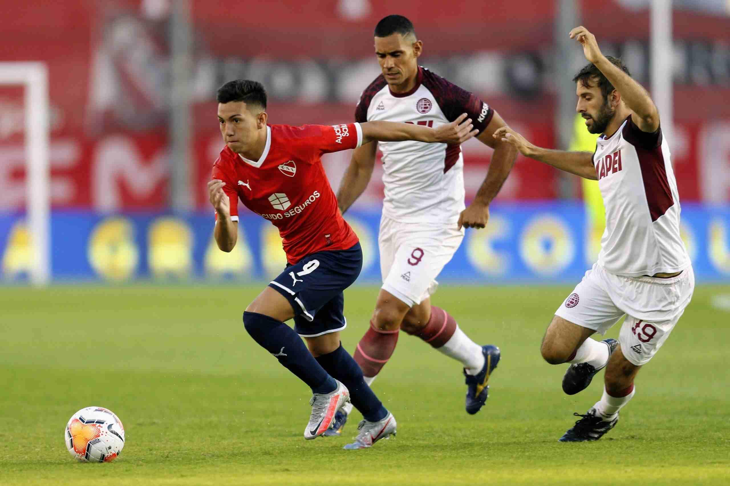 Independiente nunca le encontró la vuelta al partido.