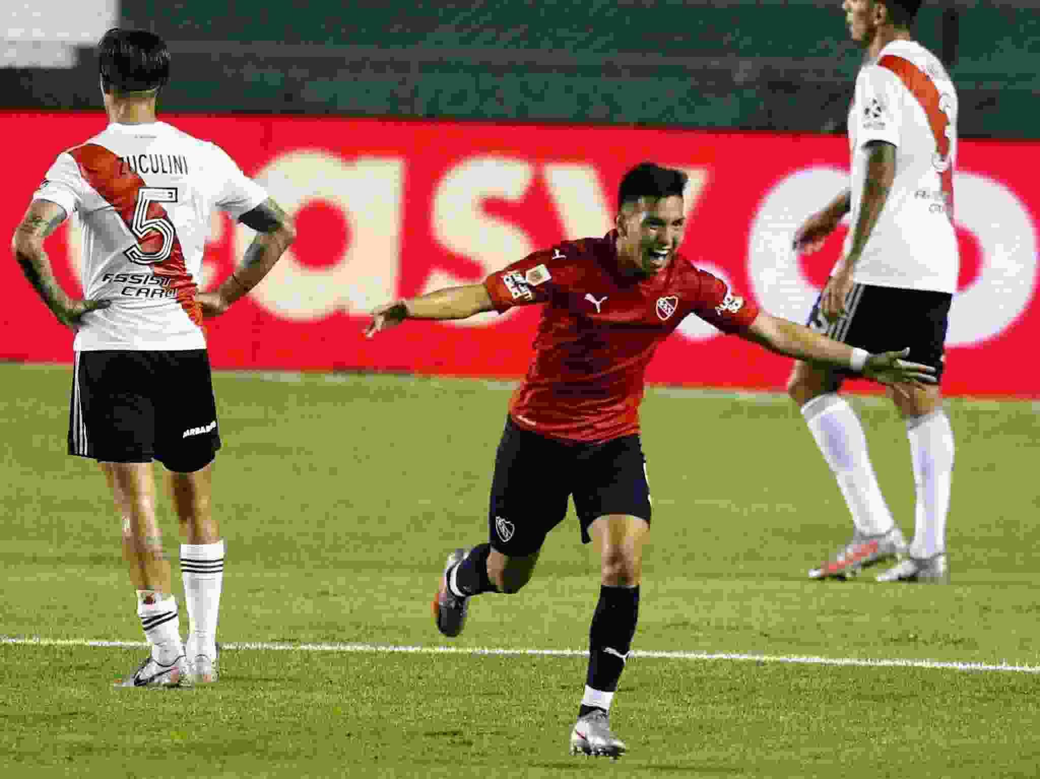 """Alan Velasco: """"Independiente me dio todo"""""""