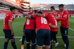 El jugador de Independiente que es seguido de cerca desde Inglaterra