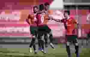Lucas Romero empató el partido para el Rojo