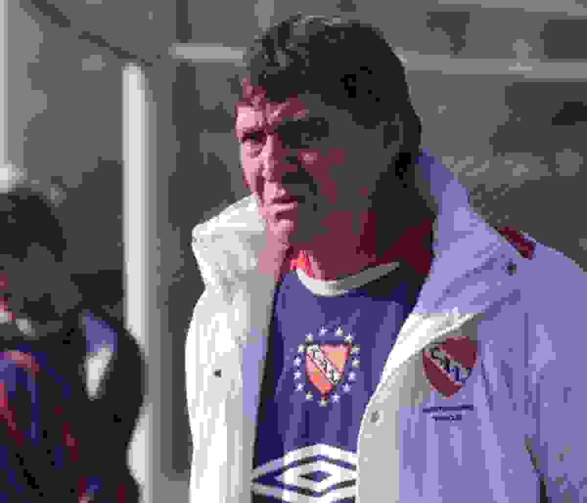 Cómo le fue a Falcioni en su paso por Independiente